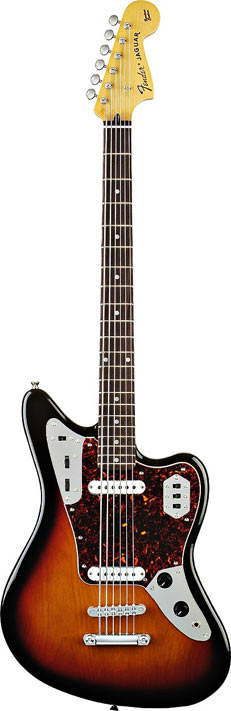 Fender Jaguar Baritone Custom