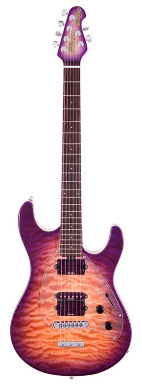 reviews guitars music man steve morse sm y2d guitar. Black Bedroom Furniture Sets. Home Design Ideas
