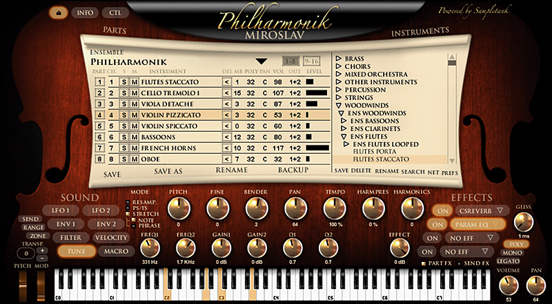 Miroslav Philharmonic [FULL] Vst