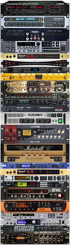 musicplayers com tutorials \u003e guitar \u0026 bass \u003e racks 101 the rack islots of great guitar rack gear!